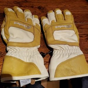 Womens Cloudveil Gloves - Small